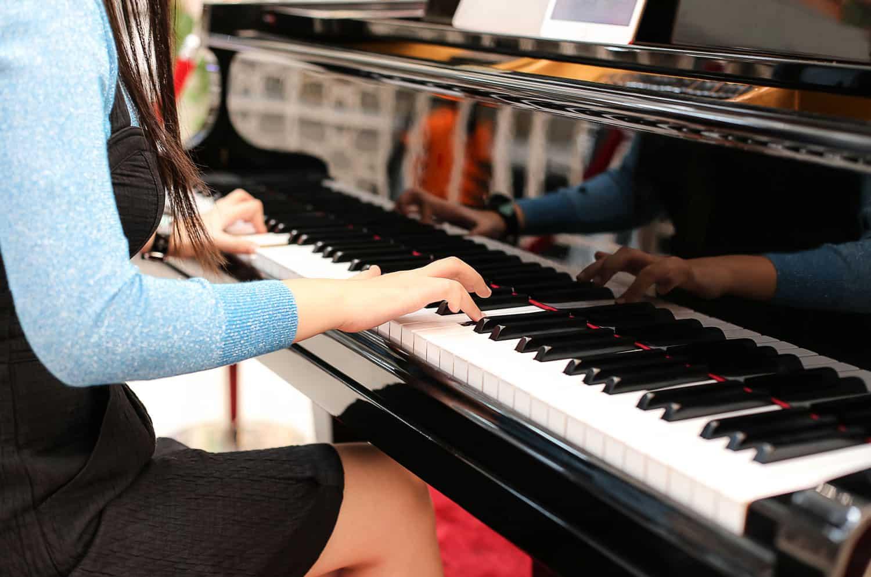 banner piano spelen muziekstudios aalsmeer